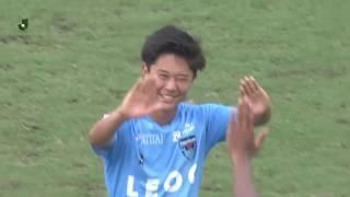 2018年6月24日(日)に行われた明治安田生命J2リーグ 第20節 横浜FCvs...