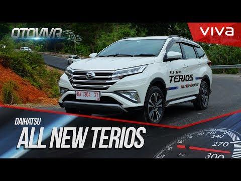 Terungkap Kelemahan dan Kelebihan Daihatsu All New Terios