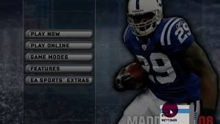 Madden NFL 08 PC -  Keyboard controls and settings on low end notebook