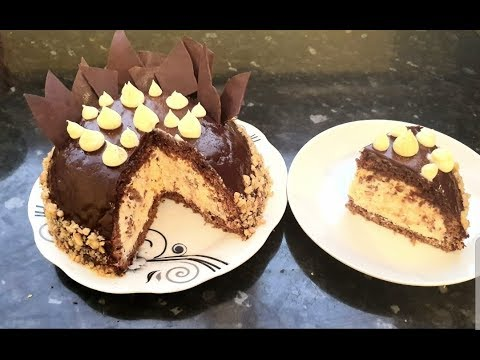 gâteau-au-chocolat-simple-et-délicieux--dôme-chocolat