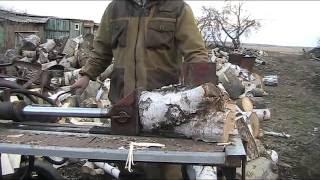 Колем березовые дрова проблемные(, 2016-04-15T03:38:10.000Z)