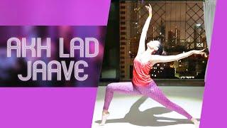Akh Lad Jaave | Loveratri | Dance Video | Bollywood Jazz Choreography