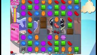 Candy Crush Saga Level 1474 with 19 moves left,  NO BOOSTERS!