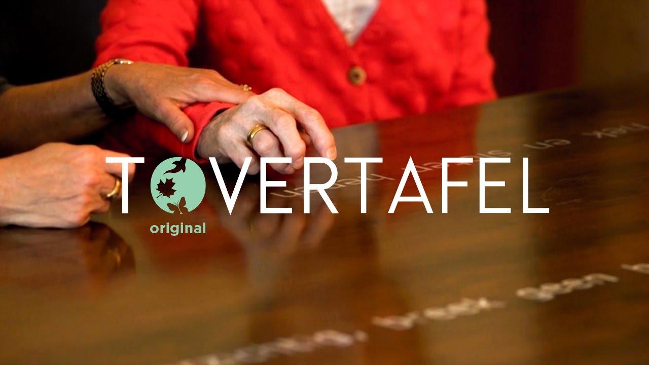 Beroemd Tovertafel Original voor mensen met dementie - YouTube #DQ53