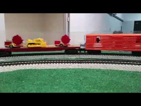 ACSG Carolinas Circus Train And Passenger Train May 2019