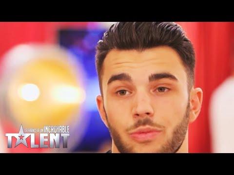 Kenny Thomas - France's Got Talent 2016 - Week 1
