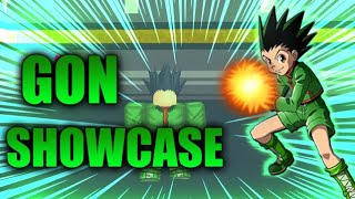[CODE] GON SHOWCASE | ANIME CROSS 2 | ROBLOX