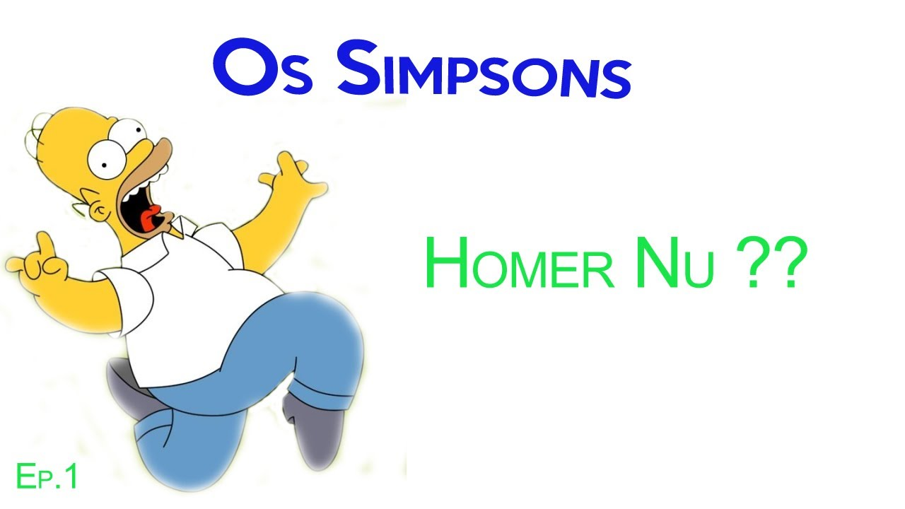 Os simpsons hit and run 1 homer nu youtube - Bart simpson nu ...