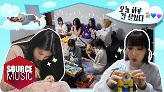 Download [📺Reality] GFRIEND's MEMORIA - Home Together EP.3 | 오늘 하루 잘 살았다🏠💙💜