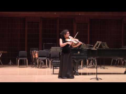 Telemann: 12 Fantasies for Violin without Bass (played on Viola) -- No. 10. Presto-Largo-Allegro