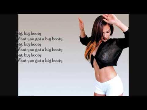 Jennifer Lopez - Booty ft Iggy Azalea Lyrics