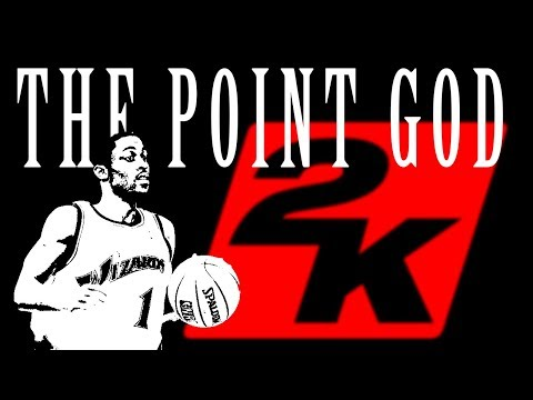 NBA 2K18 - MyTeam - Amethyst Rod Strickland - The Point God