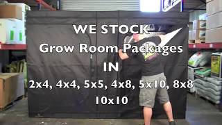 For grow tent