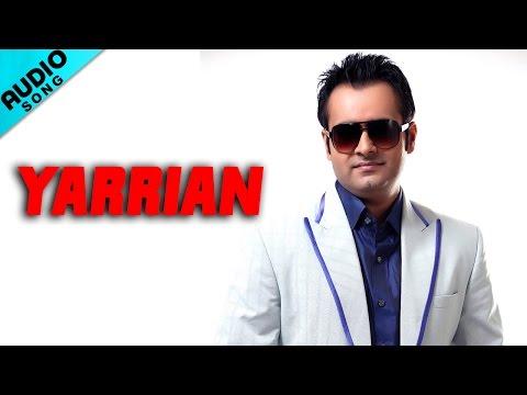Yarrian | Full Audio Song | Manpreet Sandhu | Latest Punjabi Songs | Yellow Music