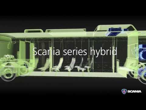 Scania series hybrid