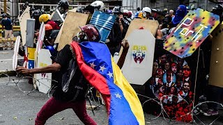 Venezuelan president to go ahead with election despite protests