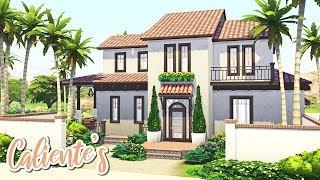 The Caliente's Family Home || The Sims 4: Speed Build