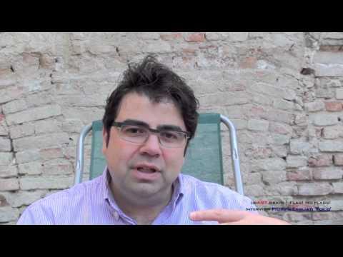 Filippo Tagliati Interview | Tokyo FE 2013 RE