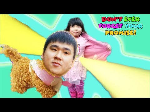 The Kongsuni Magic Dress!|콩순이 마법 옷|Funny Video for Kids