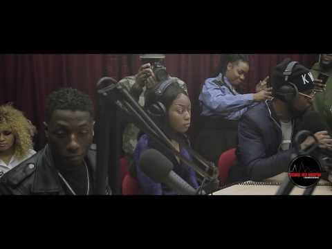 """Clark Donovan chante """"Matsiala"""" a la Radio planète afro hype"""
