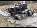 How to Put Duals On a Mower - A Better Way