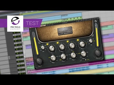 Mix Bus Magic - Use Waves Manny Marroquin EQ To Breathe Fresh Air Into Your Mixes