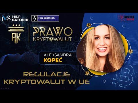 Regulacje Kryptowalut w UE, UOKiK vs promotorzy piramid - Prawo Kryptowalut #1