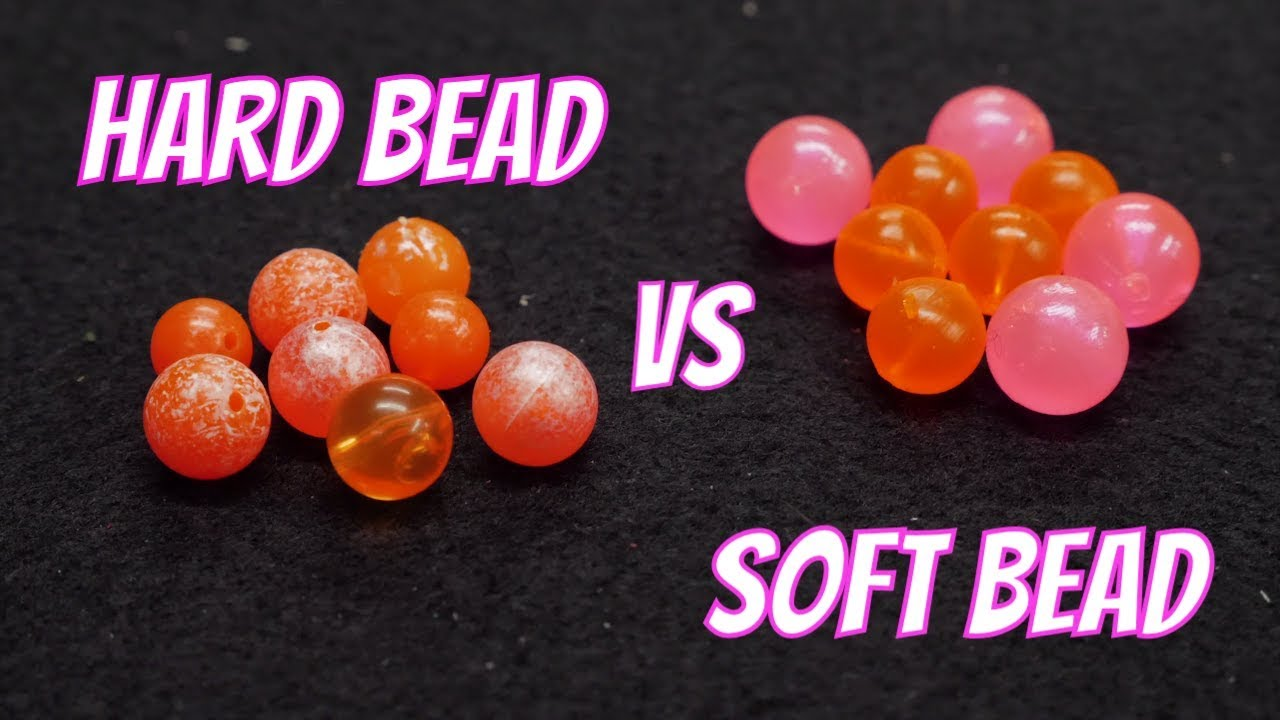 20 Count colored stack Beads *orange*