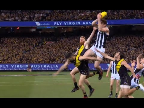 The Mason Cox journey and highlights in 2018   Characters and Cult Figures   AFL