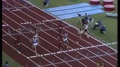 Men's 110m hurdles - Helsinki 1983 - 50 fps