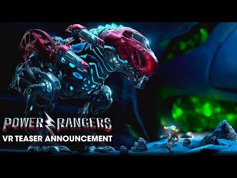 """""""Power Rangers"""" Filme receberá aplicativo VR em 8 de março"""