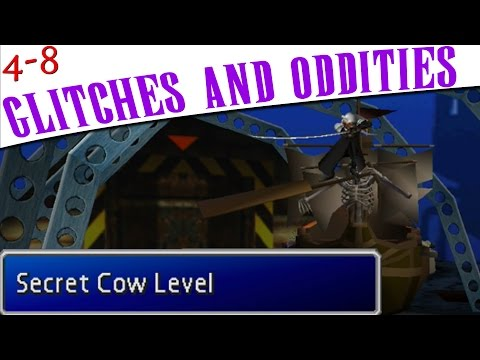 FFVII - Glitches and Oddities