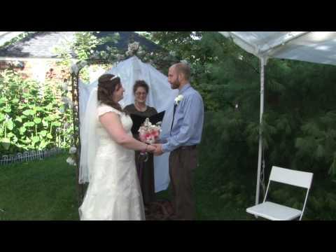 Elopement Wedding Ceremony, Wedding Officiant Chicago
