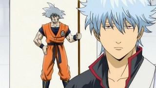 TOP5: Parodias de anime (Gintama)