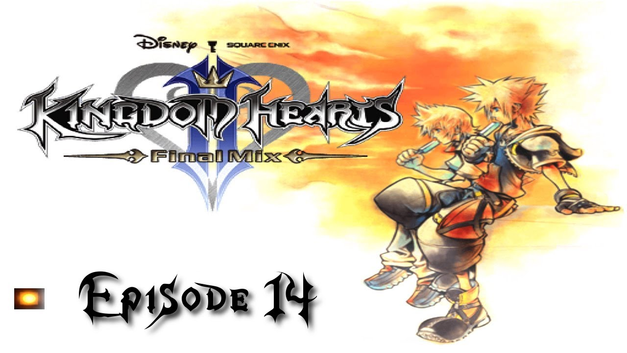 Download Let's Play Kingdom Hearts II Final Mix Episode 14 :: The Love of a Beast