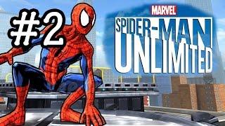 Spider-Man Unlimited Gameplay Walkthrough Part 2