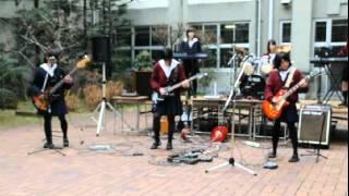 YUKI 『 ふがいないや 』 −卒おめ中庭ライブ−