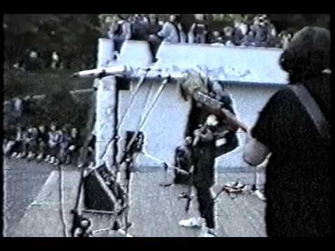Hazael - 1990 - Shark Attack Live