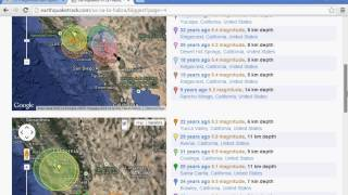 EARTHQUAKE: March 29 UTC: Largest In Los Angeles Basin in 5 Years!