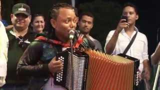 MR Black - El serrucho-  en el festival de montelibano  2014