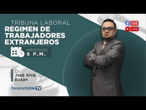 REGIMEN DE TRABAJADORES EXTRANJEROS