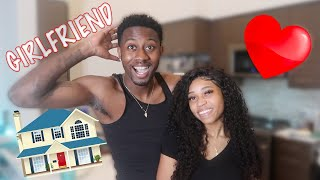 MY GIRLFRIEND FINALLY MOVED IN FROM ATLANTA!!!| TyTheGuy
