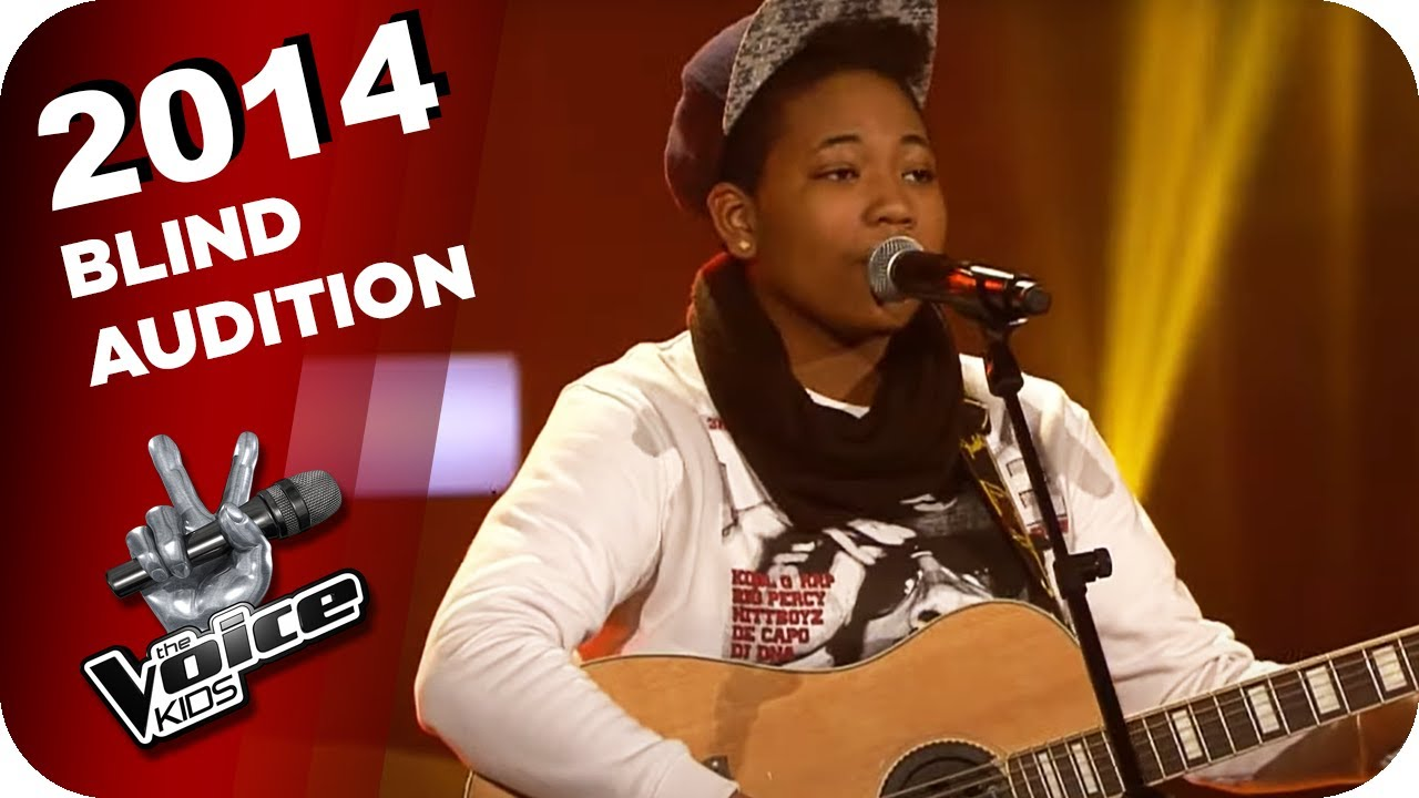 Mary Lambert - She Keeps Me Warm (Jamica)   The Voice Kids 2014   Blind Auditions   SAT.1