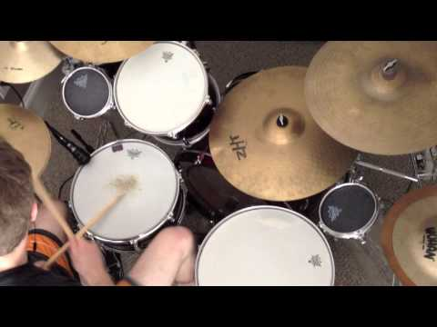 Led Zeppelin - Trampled Under Foot Drum Cover