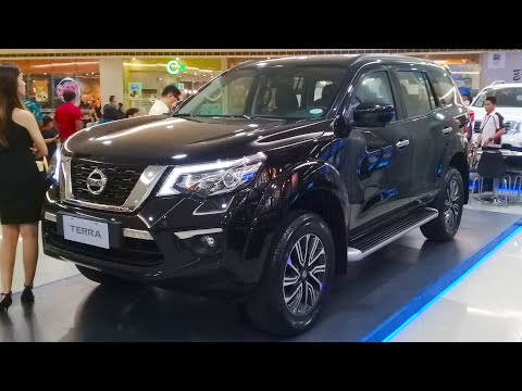 2020 Nissan Terra 2.5 VL 4x2 A/T: Full Walkaround Review And Quick Road Test