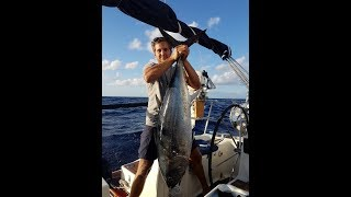 Рыбалка на яхте