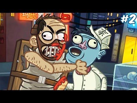 ТРОЛОЛО ХОРРОР   Troll Face Quest Horror #2