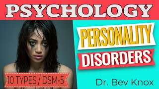 Learn Psychology While You Sleep - Personality Disorders Explained