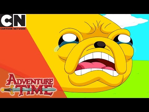 Adventure Time | Angel Face | Cartoon Network
