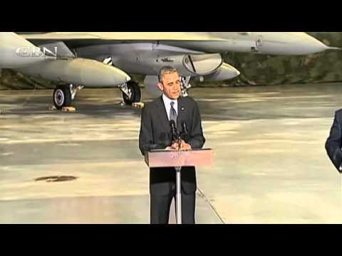 Obama Pushes to Boost Military Presence in Europe